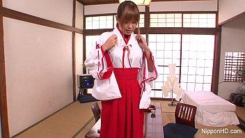 Kimono Girl Prefers Japanese Gangbang
